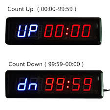 online buy wholesale gym wall timer clock from china gym wall