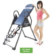 Inversion Table For Neck Pain by Why Did 2300 People Call This The Best Inversion Table