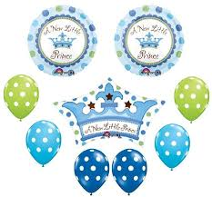 Welcome Baby Home Decorations New Born Boy Baby Shower Decoration Home Welcome 9pc Balloon Set