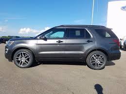 New 2017 Ford Explorer Sport 4d Sport Utility In Belleville