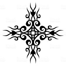 tattoo cross tribal design tattoo tribal designs template for design of machine embroidery