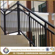 china 2016 new design of aluminum stair railing china stair