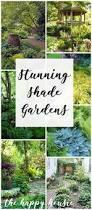 stunning shade gardens gardens yards and plants