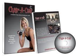 Chair Cardio Exercises Amazon Com Chair A Cise Chair Weight Loss Toning Aerobic