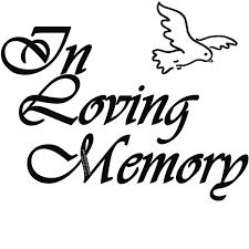in memory of in memory of clip clip library