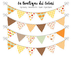 thanksgiving graphics autumn bunting banner clipart cute banner graphics provided in