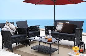 4 Cushion Sofa by Baner Garden 4 Piece Seating Group With Cushion U0026 Reviews Wayfair