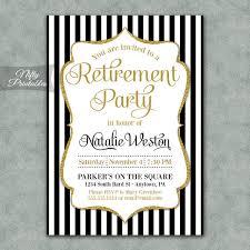 retirement party invitations 8 retirement party invitation design template sle exle