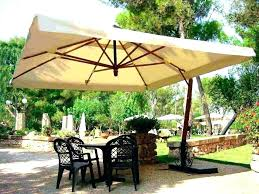 home depot umbrellas solar lights patio umbrella with solar lights rectangular patio umbrella foot