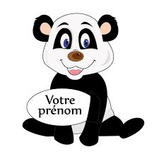 stickers muraux personnalisable stickers personnalisables bébé filles lune et coeurs par décorécébo