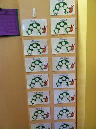 feed the hungry caterpillar behavior chart preschool pinterest