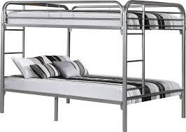 Cheap Bunk Bed Mattress Included Monarch Specialties Inc Bunk Bed Reviews Wayfair