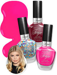 fergie u0027s wet n wild nail polishes see all the colors instyle com