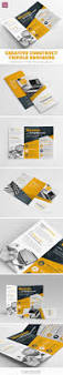 creative construct trifold brochure brochure template brochures