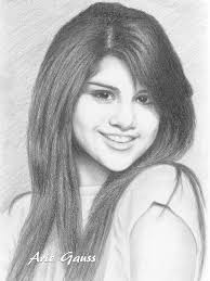 selena gomez young famous singer who has created a few songs