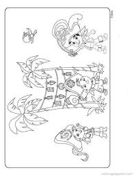 coloring pages jake neverland pirates coloring