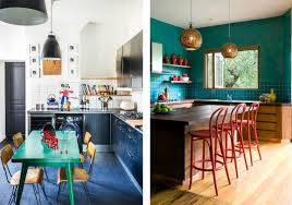 Red And Teal Kitchen by 9 Unexpected Color Combos That Look Surprisingly Good Together