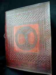 handmade leather photo albums 11 best my wedding guest books images on wedding guest