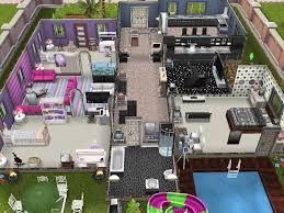 extremely creative 4 sims freeplay one story house designs