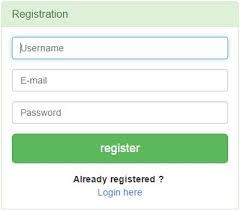 script for login logout and view using php mysql and bootstrap