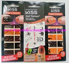 nails get spooky this halloween w kiss nails u0026 broadway nails