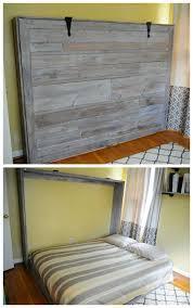 Closet Bed Frame Diy Murphy Bed Frame For Putting Inside A Closet Murphy