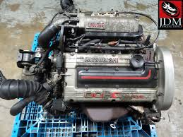 88 92 mitsubishi mirage dodge colt 1 6l dohc turbo engine trans