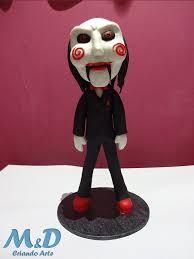 boneco jigsaw doll jogos mortais m u0026d criando arte elo7