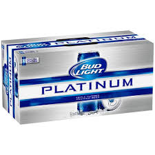 how much is a 36 pack of bud light bud light platinum beer 18 pack 12 fl oz walmart com