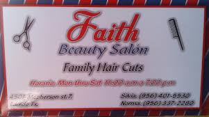 faith beauty salon call silvia 956 401 5530 u2013 laredo good news