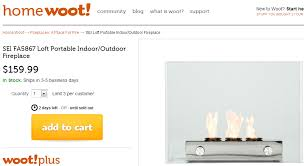 Portable Indoor Outdoor Fireplace by Fireplace U2013 Walletup Com
