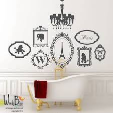 Girly Wall Stickers 28 French Wall Stickers French Buldog With Sunglasses Wall