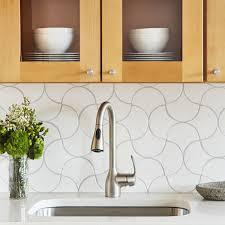 kitchen backsplash ideas with light maple cabinets backsplash tile