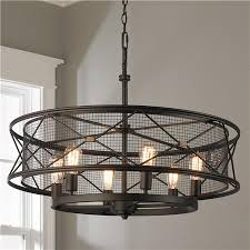 Kitchen Chandelier Lighting X Cage Chandelier 6 Light Chandeliers Lights And Cabin