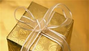 the gold wrapping paper an inspirational story