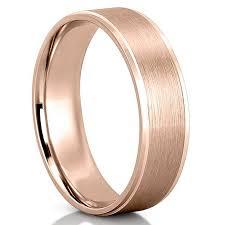satin finish ring flat satin finish band with high edges martin band do