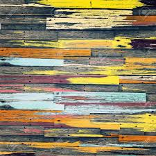 vintage colorful wooden wall background stock photo picture and