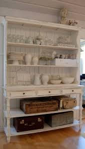 Kitchen Furniture Superb Dining Set Pantry Hutch Cabinet White