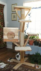 Instructables Cat Tree by 115 Best Cat Tree Houses Images On Pinterest Cat Furniture Cat