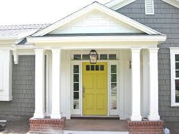 yellow front door captivating white front door yellow house with unique white front
