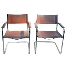 Metal Armchair Mg5 Dining Chair By Matteo Grassi At 1stdibs