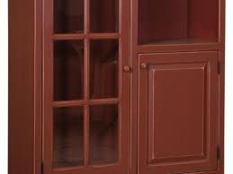 amish mission pie safe solid wood door panels kitchen pantry