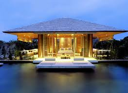 architecture ultra luxurious villa residence futuristic design luxury house plans home decor