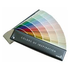 shop olympic 1224 color paint fan deck at lowes com