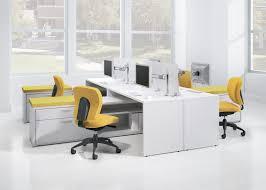 Office Furniture White Desk Desks Workstations National Office Furniture
