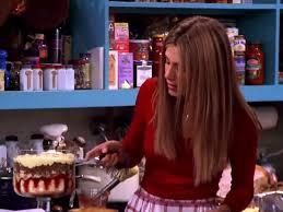 fan makes green s friends trifle recipe on