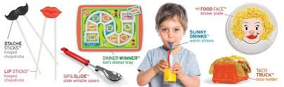 Games To Play At The Dinner Table Amazon Com Fred Dinner Winner Kids U0027 Dinner Tray Kitchen U0026 Dining