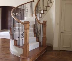 Iron Banisters Versatile Series Iron Balusters Stair Accessories Hardwood Floors