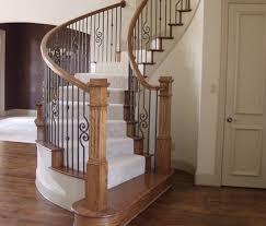Iron Banisters Versatile Series Iron Balusters Stair Accessories Hardwood Floors