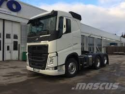 volvo truck tractor volvo fh truck tractor units year of mnftr 2017 pre owned truck